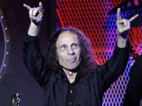 Heaven & Hell plan Ronnie James Dio charity show