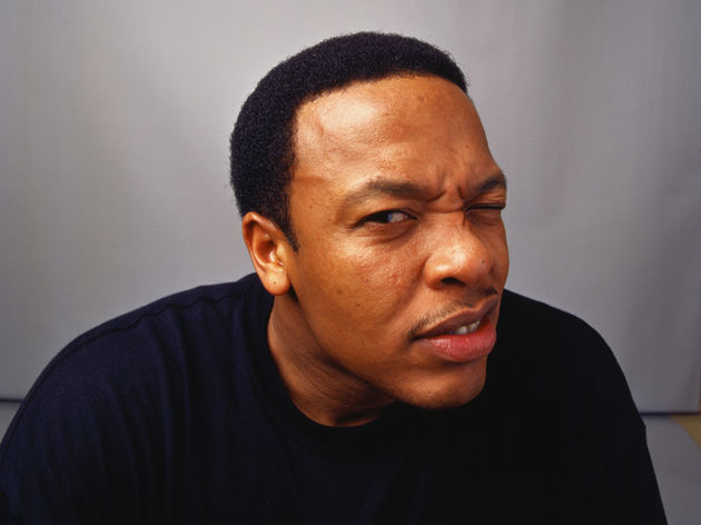 Dre's got his eye on MP3 quality