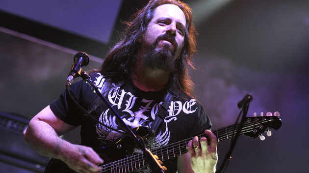 Petrucci opens up about his band's self-titled 12th album