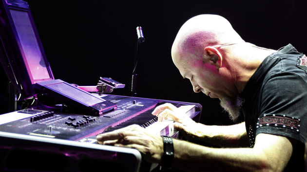 """I'm always thinking about ways to produce sound or control sound,"" says Rudess, who has several new projects he'll be releasing this year."