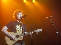 Ed Sheeran on The A Team's Ivor Novello success