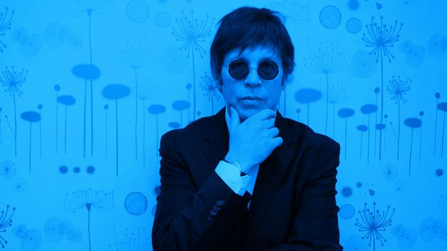 No man is an island... unless it's guitarist Elliot Easton on his own Easton Island.
