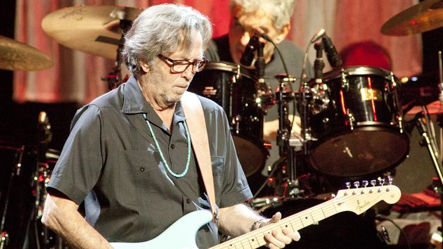 On Old Sock, Eric Clapton performs songs by Leadbelly and Peter Tosh, among others