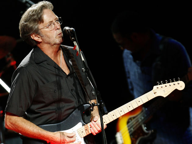 'Clapton' finds Slowhand surrounded by stellar guests