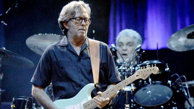 Eric Clapton's two-night stand at Madison Square Garden features an all-star lineup for the ages