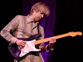 Eric Johnson talks about his upcoming album