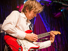 Eric Johnson announces first ever UK tour