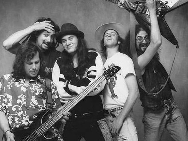 Faith No More back in the day