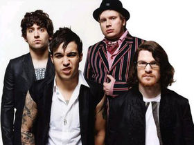 Fall Out Boy get weird new release date for Folie A Deux