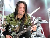 Five Finger Death Punch guitarist on the key to success