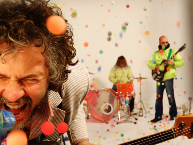 Wayne Coyne and Flaming Lips