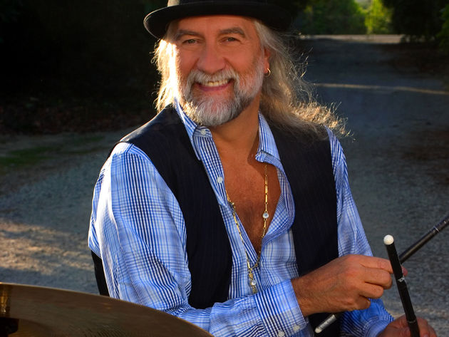 Mick Fleetwood is happy to be playing the hits