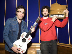VIDEO: Flight Of The Conchords return for charity single