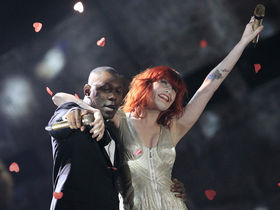 Brit Awards 2011 winners: Tinie Tempah and Arcade Fire come out on top