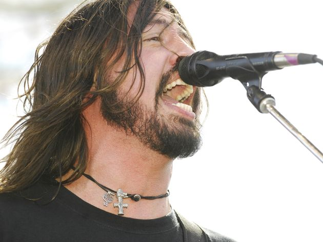 Dave Grohl: unhappy with his Hits?