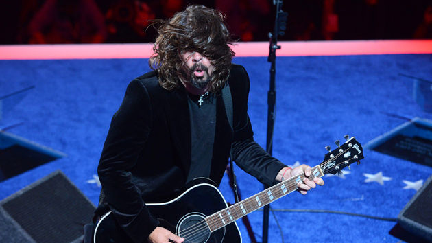 "Dave Grohl says that he's going to put the Foo Fighters ""back in the garage for a while."""