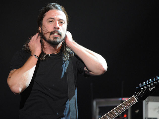 Dave Grohl and co like it 'Medium Rare' on upcoming covers set