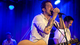 Watch an exclusive Frank Turner performance