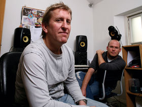 In pictures: Freemasons' home studio