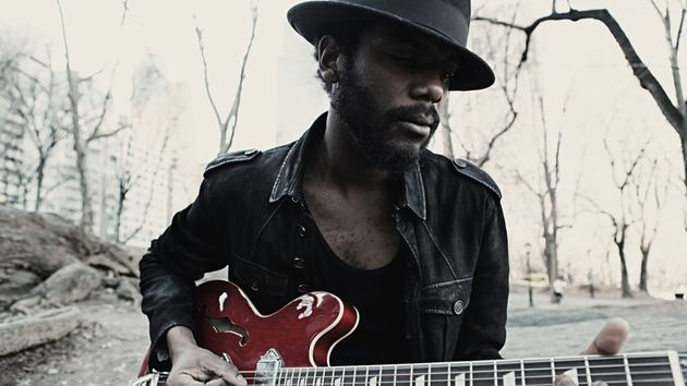 Gary Clark Jr. serves up hot blues and a whole lot more on the upcoming Blak And Blu