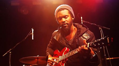 VIDEO: Gary Clark Jr jams electric blues
