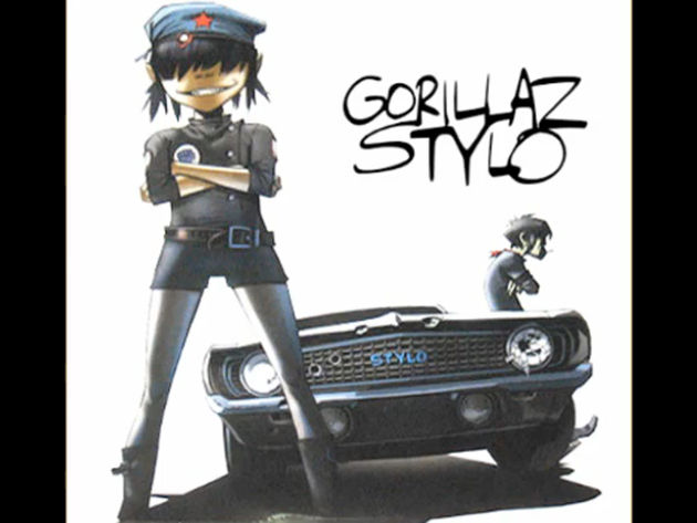 Gorillaz are stylin' with Stylo