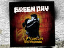 Green Day unveil graffiti artwork