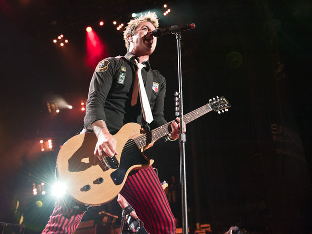 Billie Joe Armstrong & co's next effort should be more rock, less rock opera