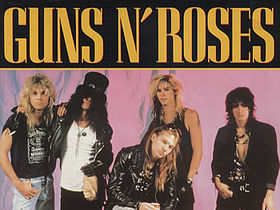 Mothers sing Guns N' Roses instead of lullabies