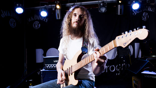 With both his highly individualistic guitar playing and instrument design, Guthrie Govan is shaking things up for players worldwide