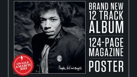 Jimi Hendrix Collector's Pack available for pre-order now