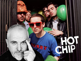 Peter Gabriel and Hot Chip cover Cape Cod Kwassa Kwassa