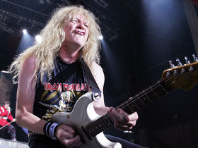Iron Maiden's Janick Gers addresses retirement rumors