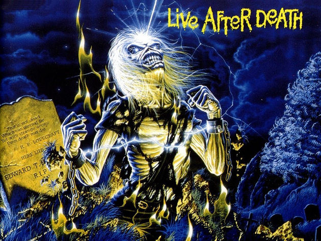 The greatest live album of all time? We wouldn't argue with Eddie...