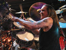 Nicko McBrain appears at LIMS show