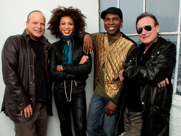 Spectrum Road (from left): John Medeski, Cindy Blackman-Santana, Vernon Reid and Jack Bruce