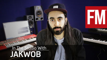 In the studio: Jakwob on his Nobody To Love remix