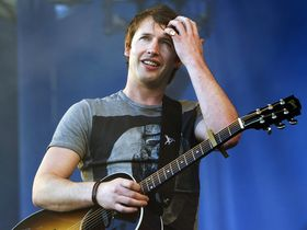 James Blunt on going back to basics, Whitney Houston and new album Moon Landing