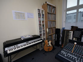 In pictures: Jazzanova's Berlin studio