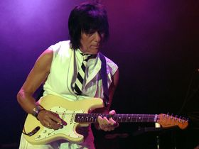 Jeff Beck live webcast tonight