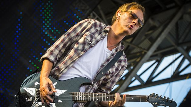 """People kept this band alive,"" says Jerry Cantrell. ""The music spoke to them. We're very aware of that."""