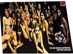 Electric Ladyland voted Hendrix's greatest album