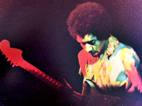 Jimi Hendrix on MusicRadar