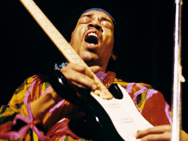 Jimi's latest posthumous LP drops on 8 March