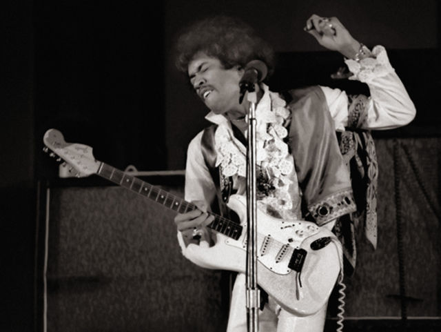 The handwritten lyrics of Jimi Hendrix are presented in the forthcoming book, Jimi Hendrix - The Ultimate Lyric Book