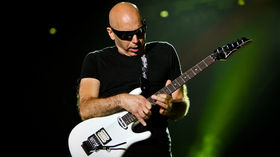 Joe Satriani announces UK tour and new album