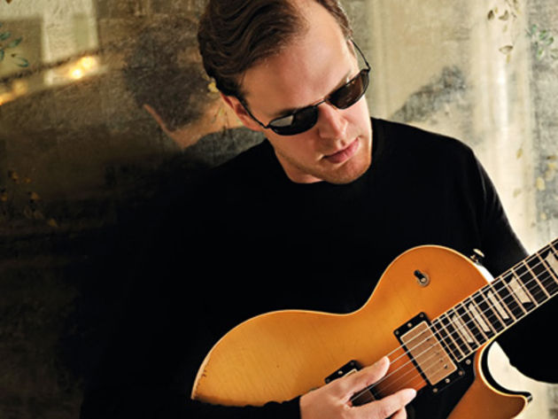 Joe Bonamassa talks blues power