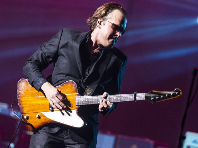 Joe Bonamassa talks touring, vintage guitars, Beth Hart and new studio album