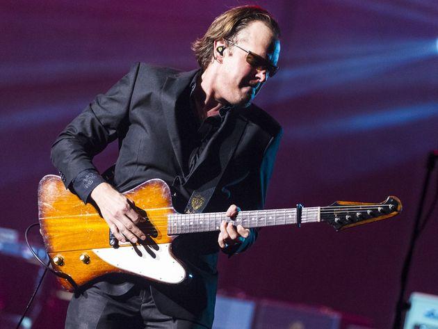 Joe Bonamassa talks touring, vintage guitars, Beth Hart and new studio album