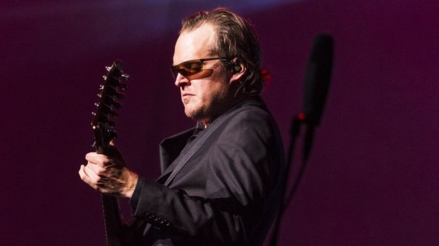 Joe Bonamassa talks vintage guitars and touring